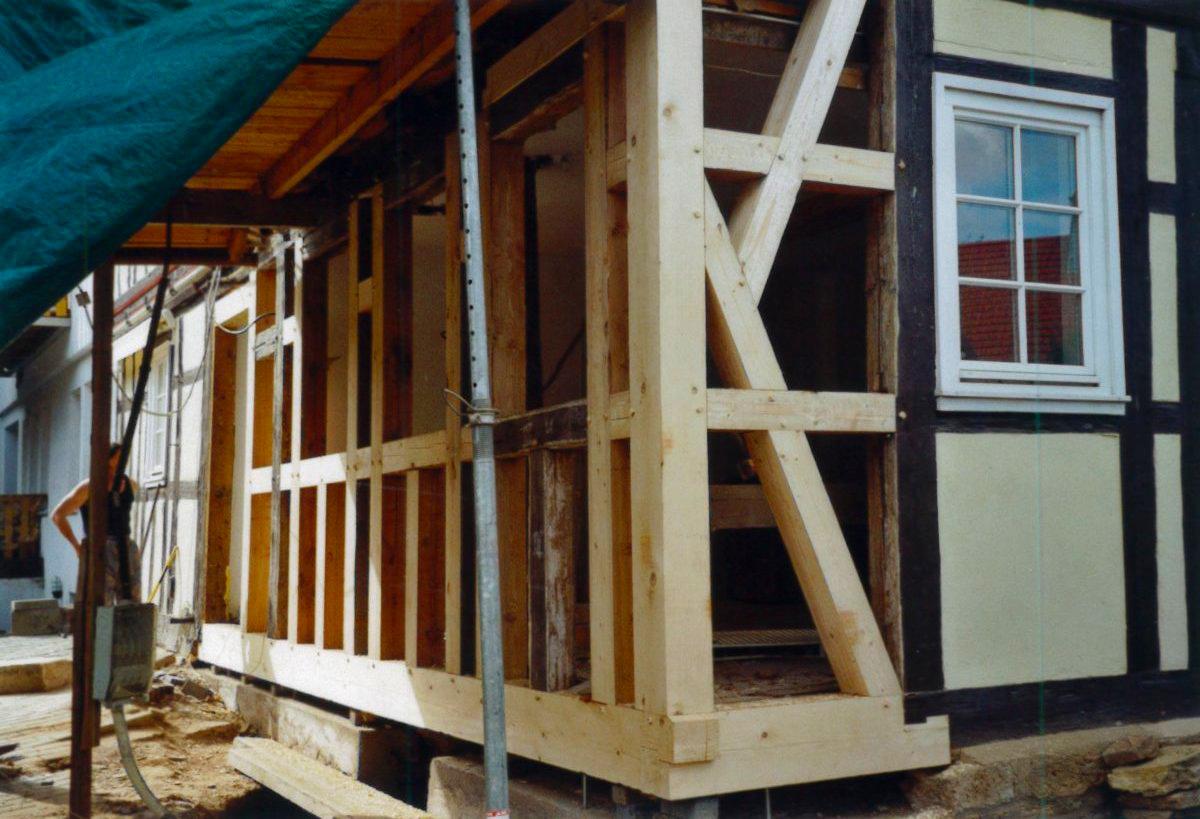 zimmerei und bautischlerei uta hinneburg w lfingerode erfurt weimar. Black Bedroom Furniture Sets. Home Design Ideas
